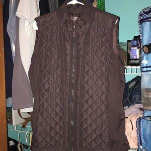 XL Maurices Plum Purple Vest